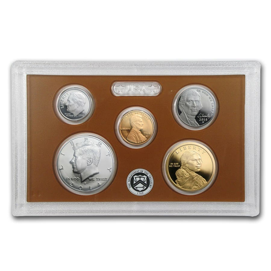 2014 U.S. Proof Set